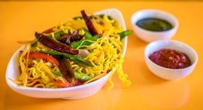 Noodles Stock Image