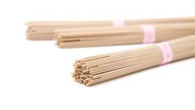 noodles soba στοκ εικόνα