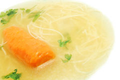 Noodles soup Stock Photos