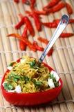 noodles veg Στοκ εικόνες με δικαίωμα ελεύθερης χρήσης