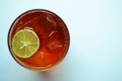 Noon ice tea Royalty Free Stock Photo