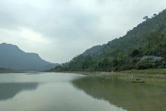 Noong jezioro obrazy stock