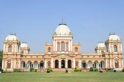 Noor Mahal in Bahawalpur Pakistan. Daytime view of Noor Mahal in Bahawalpur Pakistan Royalty Free Stock Photo