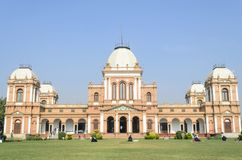 Noor Mahal en Bahawalpur Paquistán Foto de archivo libre de regalías