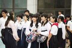 Noord- Korea 2011 Royalty-vrije Stock Fotografie