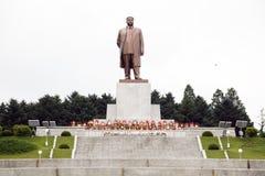 Noord- Korea Kaesong 2011 Royalty-vrije Stock Afbeeldingen