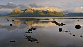 Noord- Noorwegen 41 Royalty-vrije Stock Foto's