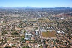 Noord-Phoenix Stock Afbeelding