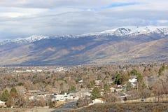 Noord-Salt Lake, Utah Royalty-vrije Stock Foto's