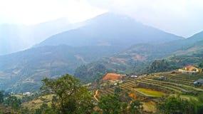 Noord-Vietnam Royalty-vrije Stock Foto's
