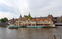Noord-Zuid Hollandsch Koffiehuis in Amsterdam Royalty Free Stock Photography