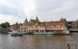 Noord-Zuid Hollandsch Koffiehuis in Amsterdam Royalty Free Stock Photography