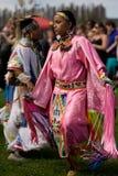 Noordamerikaanse Indische Wow Pow. Stock Afbeelding