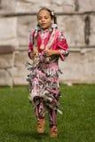 Noordamerikaanse Indische Wow Pow. Royalty-vrije Stock Foto's