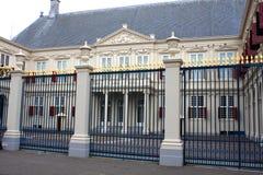 Noordeinde pałac w Haga, netherland Fotografia Stock
