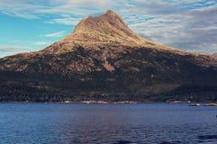 Noordelijk Noorwegen Royalty-vrije Stock Afbeeldingen