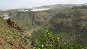 Noordelijk van Gran Canaria Stock Foto