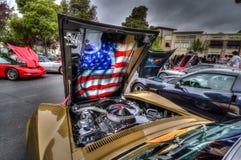 Noordelijke het Korvetvereniging van Californië Royalty-vrije Stock Foto
