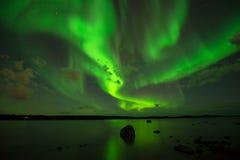 Noordelijke Nachthemel royalty-vrije stock afbeelding