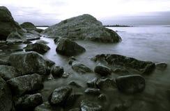 Noordelijke oever stock afbeeldingen