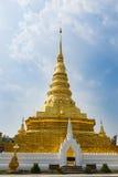 Noordelijke Thaise pagode Royalty-vrije Stock Foto