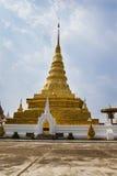Noordelijke Thaise pagode Stock Foto