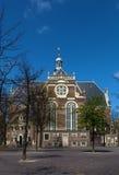 Noorderkerk (北教会),阿姆斯特丹 免版税库存图片