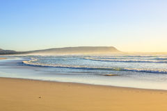 Noordhoek Beach background Royalty Free Stock Photography
