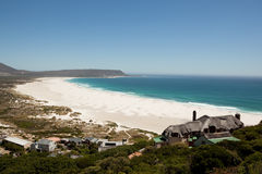 Noordhoek Beach in South Africa Royalty Free Stock Images