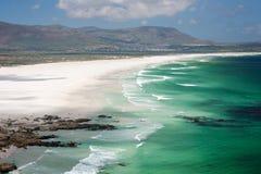 Noordhoek beach view Royalty Free Stock Photo