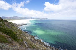 Noordhoek beach vista Stock Image