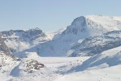 Noordpool Ijs Royalty-vrije Stock Foto
