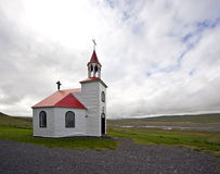 Noordpool Kerk Stock Afbeeldingen