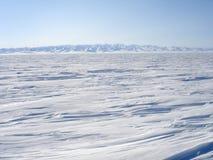 Noordpool Landschap Royalty-vrije Stock Fotografie