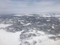 Noordpool Toendra Stock Afbeeldingen