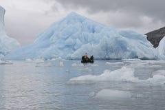 Noordpool toerisme Royalty-vrije Stock Fotografie