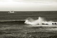 Noordpool visserij Stock Foto