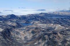 Noords landschap Stock Afbeeldingen