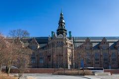 Noords Museum royalty-vrije stock fotografie