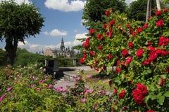 Noords museum van een tuin royalty-vrije stock fotografie