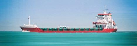 Noords schip royalty-vrije stock afbeeldingen