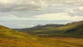 Noordwesten Sutherland, Schotland Stock Afbeelding