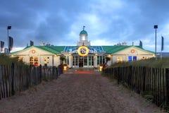 Noordwijk, die Niederlande Stockfoto