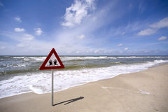 Noordzee Stock Fotografie
