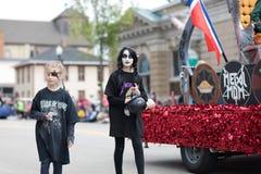 Noors Erfenisfestival stock afbeelding