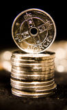 Noors geld royalty-vrije stock foto