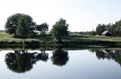 Noors landschap Royalty-vrije Stock Afbeelding