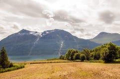 Noors landschap Stock Fotografie