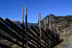 Noors landschap Stock Foto