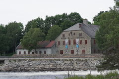 Noors Mijnbouwmuseum Stock Fotografie